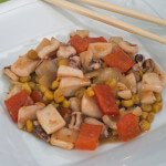 Lignje iz woka - Fini Recepti