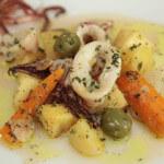 Lignje s krumpirom iz pećnice - Fini Recepti by Crochef