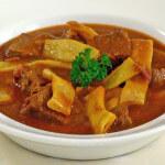 Pikantni mesni lonac s mahunama - Fini Recepti