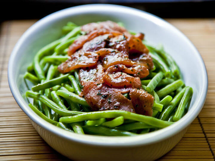 Mahune s rajčicom i bosiljkom - Fini Recepti by Crochef