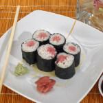 Maki sushi s tunom