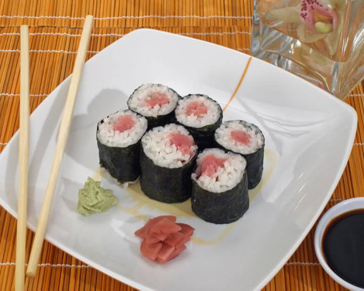 Maki sushi s tunom - Fini Recepti