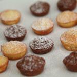 Biskvitni kolačići s lješnjacima i bademima