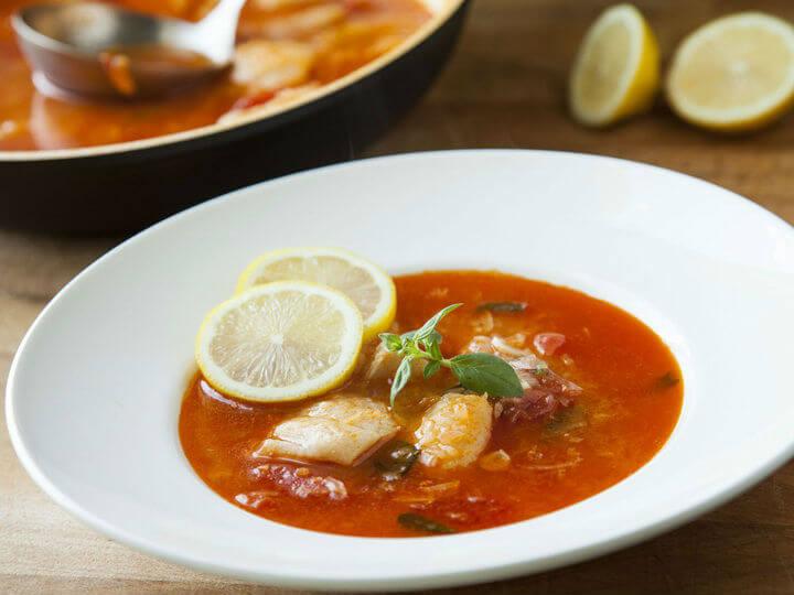 Aljotta - malteška riblja juha - Fini Recepti by Crochef