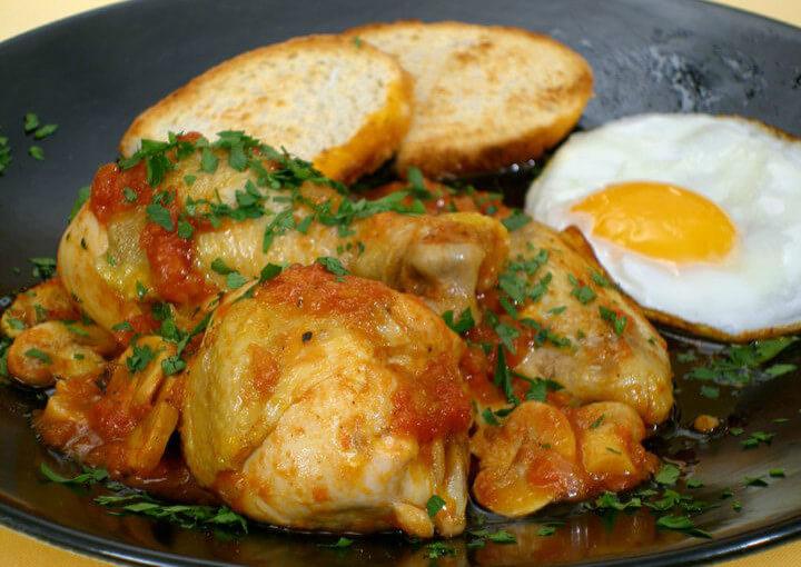 Piletina na način Marengo