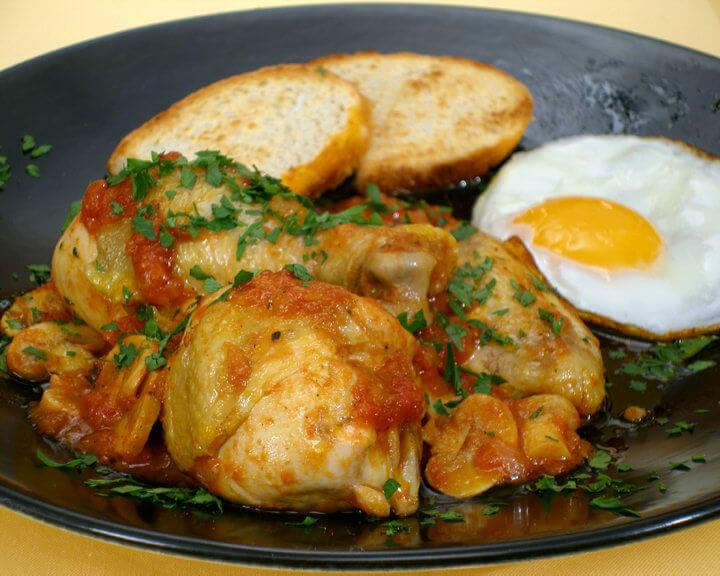 Piletina na način Marengo - Fini recepti