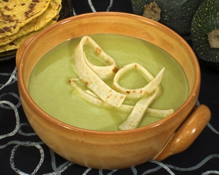 Meksička juha od avokada - Fini Recepti