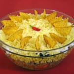 Meksička slojevita salata - Fini recepti
