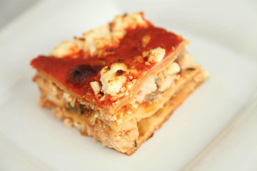 Meksičke lazanje s piletinom - Fini Recepti by Crochef