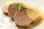 Mesna štruca u umaku od mlijeka i povrća - Fini Recepti by Crochef