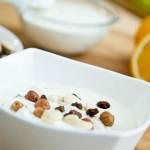 Fina mliječna užina s orašastim plodovima i sušenim voćem - Fini Recepti by Crochef