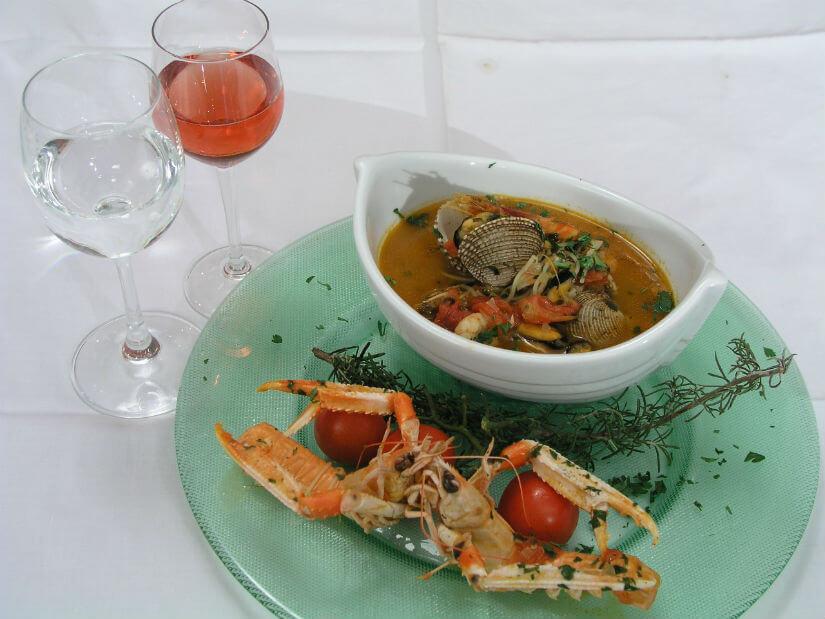 Morska juha iznenađenja