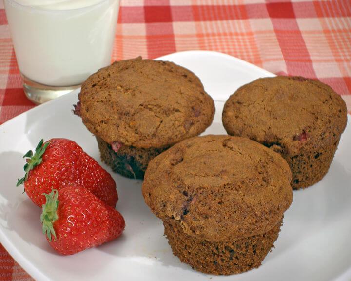 Muffini s jagodama