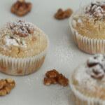 Muffini s kruškama i orasima