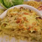 Nabujak od tjestenine i kelja