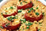 Nabujak s rižom, rajčicama i sirom