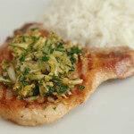 Nadjeveni svinjski kotleti iz pećnice - Fini Recepti by Crochef
