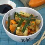 "Povrće kuhano na ""nishime"" način"