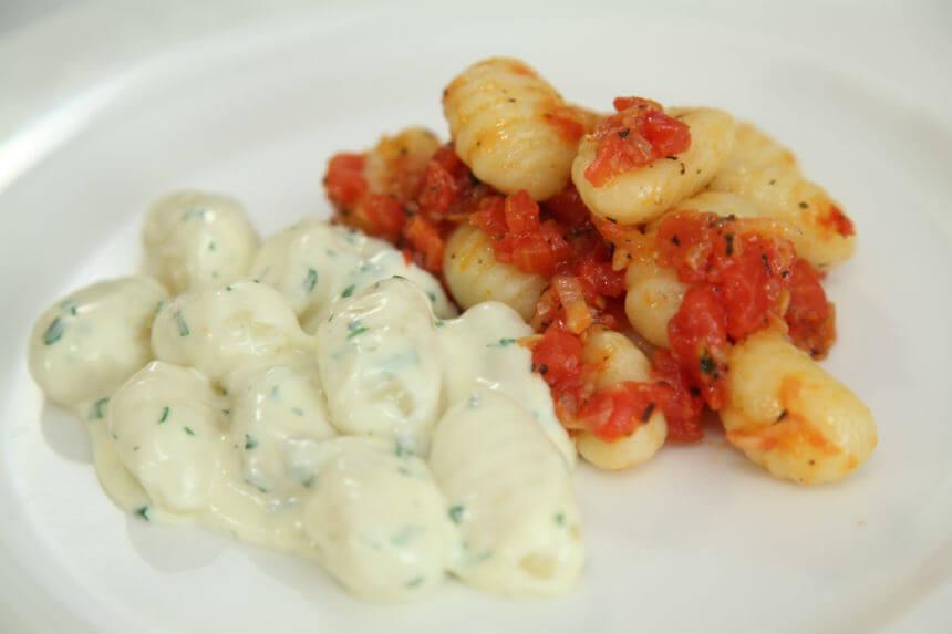 Njoki s rajčicom i gorgonzolom - Fini Recepti by Crochef
