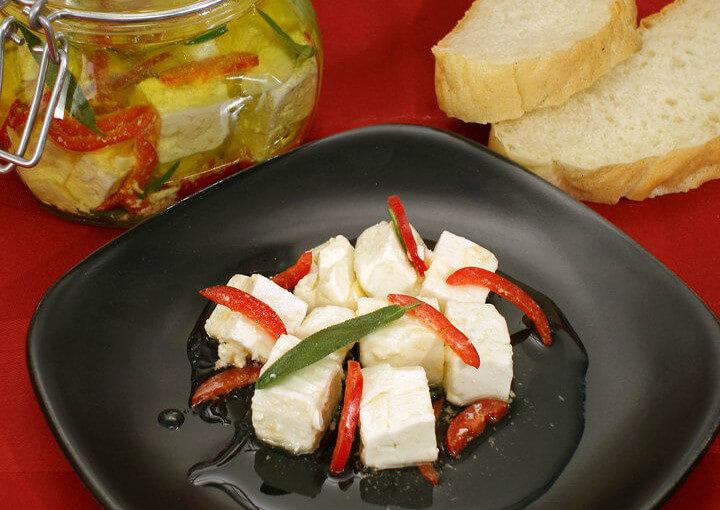 Ovčji sir u maslinovom ulju
