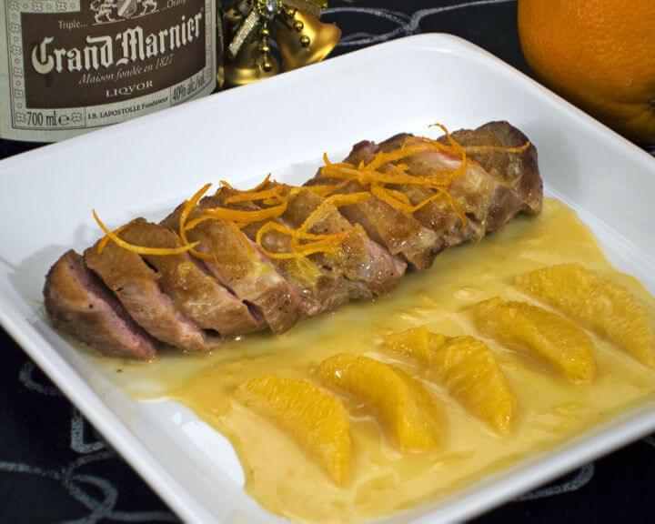 Pačja prsa u umaku od naranče - Fini Recepti