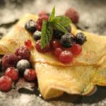 Palačinke s bobičastim voćem