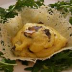 Palenta s tartufima i šampinjonima