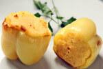 Paprike punjene s krumpirom i kajmakom - Fini Recepti by Crochef