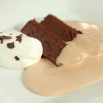 Parfe od kestena s čokoladnom pjenom - Fini Recepti by Crochef