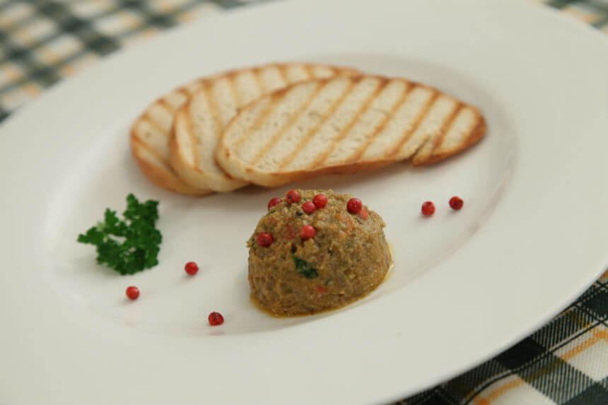 Pašteta od guščje jetre - Fini Recepti by Crochef