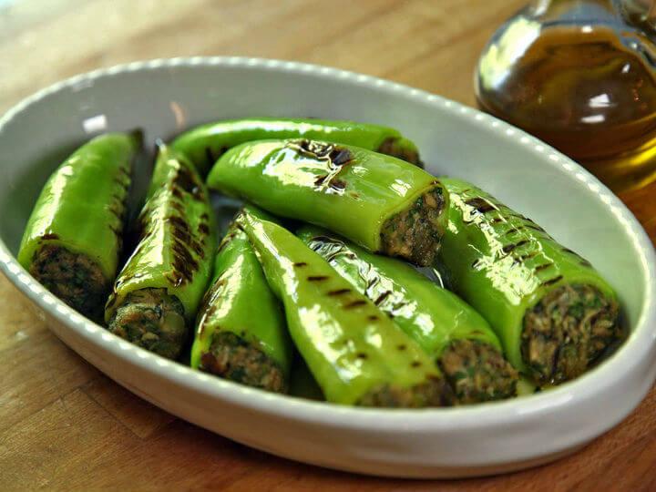 Pečene paprike s mediteranskim nadjevom - Fini Recepti by Crochef