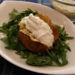 Pečeni krumpir sa svježim krem sirom - Fini Recepti