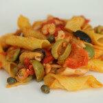 Tjestenina s umakom od morskih plodova - Fini Recepti by Crochef