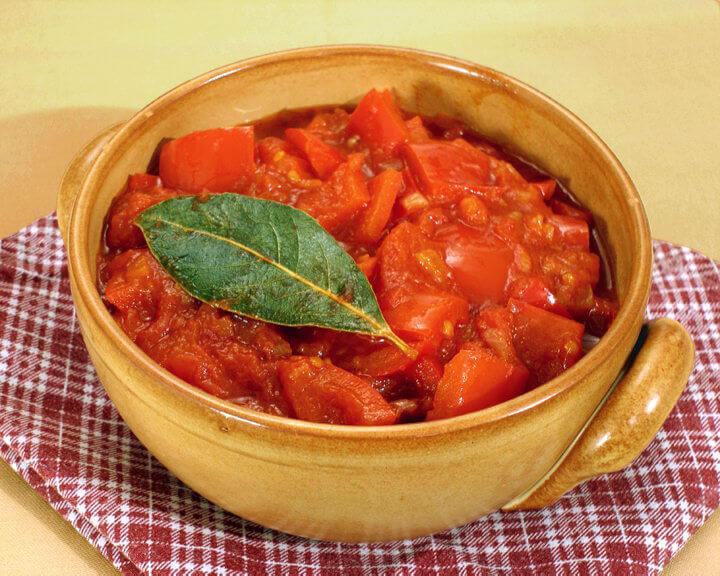 Peperonata - Fini recepti