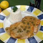 Piccata od puretine - Fini Recepti