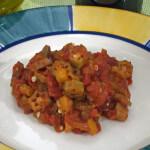 Bamije s rajčicom na pikantan način