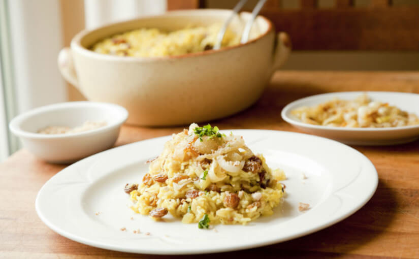 Pilav riža na indijski način