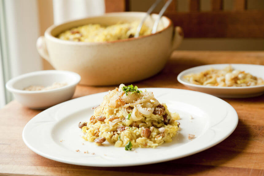 Pilav riža na indijski način - Fini Recepti by Crochef
