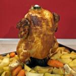 Piletina iz pećnice s krumpirima i povrćem