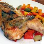 Mirisno pile iz pećnice na mediteranski način - Fini Recepti