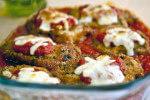 Piletina alla parmigiana