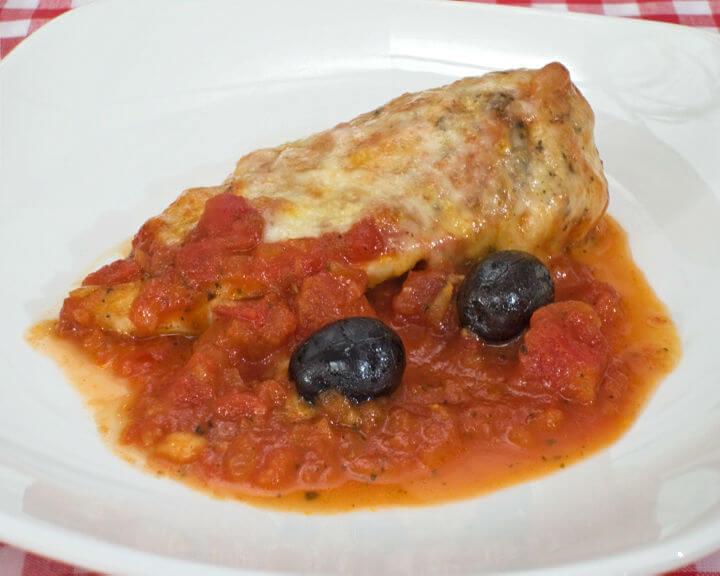 Piletina iz pećnice na talijanski način - Fini Recepti