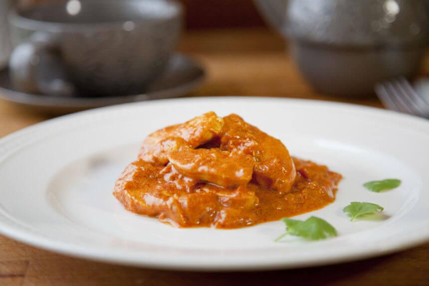 Butter Chicken - piletina s maslacem na indijski način - Fini Recepti by Crochef