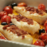 Pikantna piletina s rajčicama na mediteranski način - Fini Recepti by Crochef
