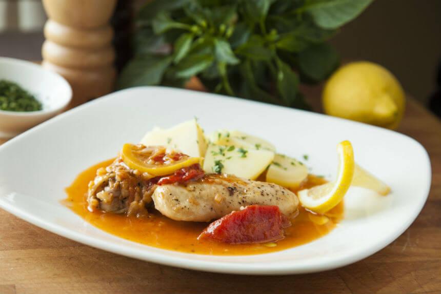 Piletina na brudet - Fini Recepti by Crochef