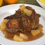 Piletina s umakom od ananasa