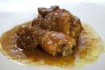 Piletina u umaku od smokava i meda