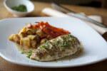 Piletina u marinadi od zrnatog dijon senfa