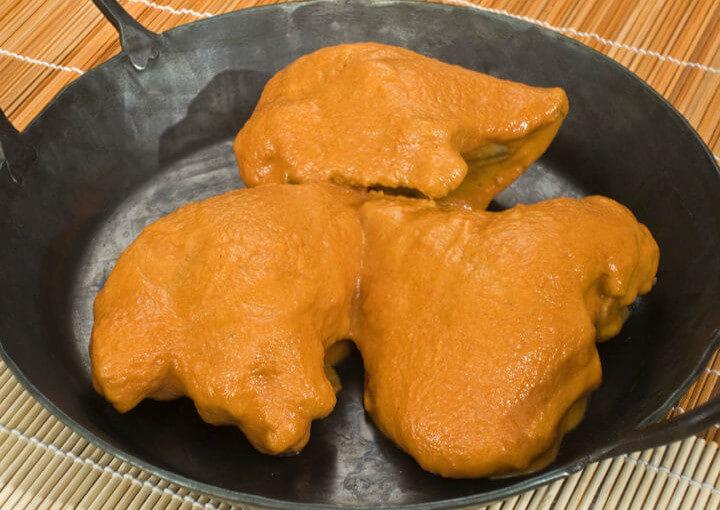 Piletina u umaku od kikirikija