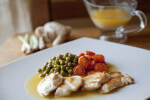 Piletina s umakom od đumbira i limunske trave - Fini Recepti by Crochef
